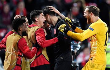 El Atlético del 'Cholo' destrona al Liverpool