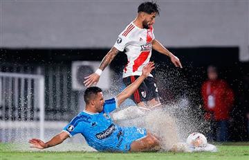 El grupo de River en la Copa Libertadores