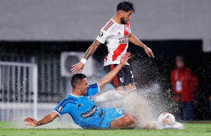 River Plate. Foto: EFE