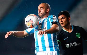 Racing lidera el Grupo F de la Libertadores