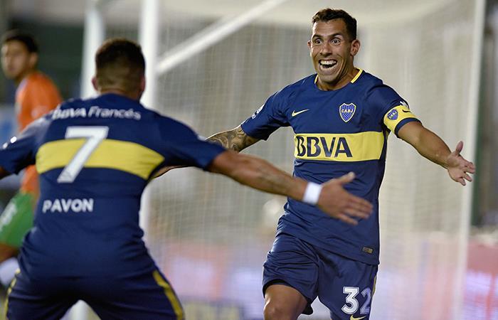 Boca Juniors. Foto: Facebook