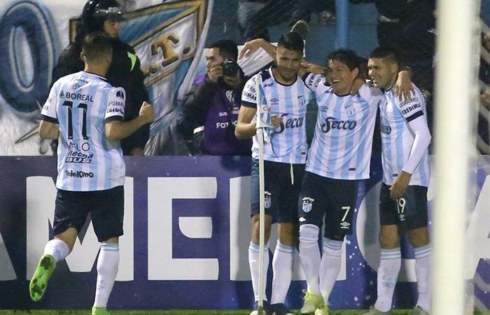 Atlético Tucumán. Foto: EFE