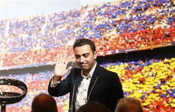 Xavi Hernández donó un millón de euros para combatir el coronavirus