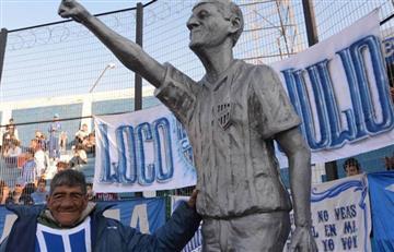 """Godoy Cruz llora partida del """"Loco"""" Julio"""
