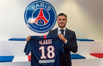 Mauro Icardi se quedará en el París Saint Germain hasta el 2024