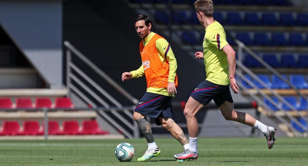 Lionel Messi está en óptimas condiciones para duelo ante Mallorca. Foto: Club FC Barcelona