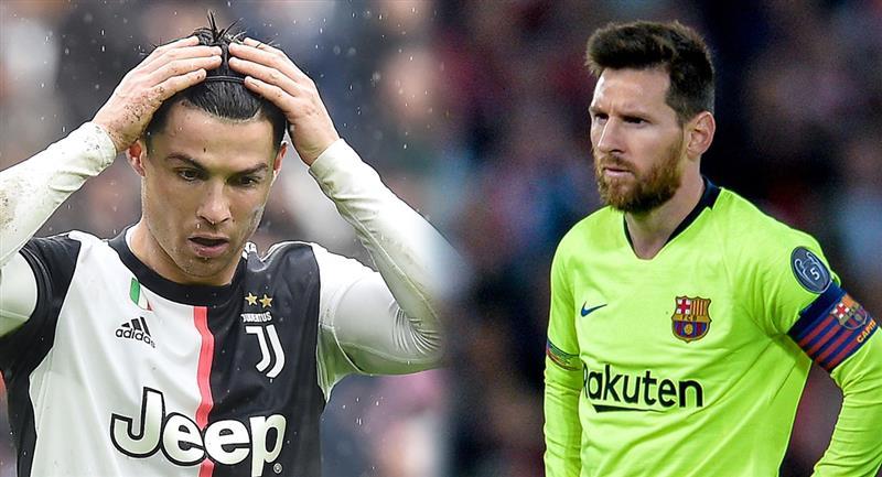 Cristiano Ronaldo y Lionel Messi, estadísticas sobre penales. Foto: EFE