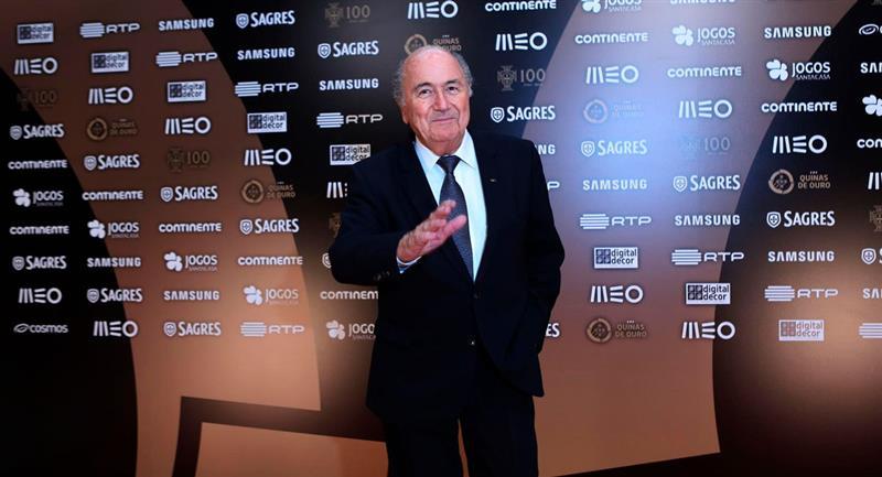 Expresidente de FIFA envuelto en nuevo problema legal. Foto: Twitter (SeppBlatter)