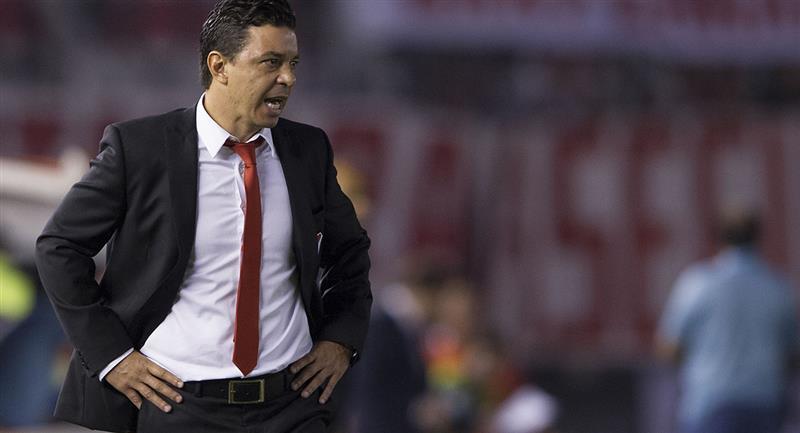 Marcelo Gallardo habló claro sobre vuelta de fútbol. Foto: Andina