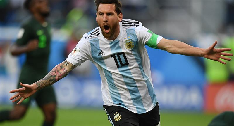 Lionel Messi dejó saludo en redes sociales. Foto: Andina
