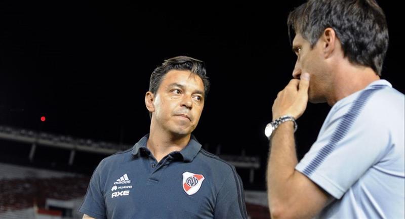 ¿Marcelo Gallardo dejará River Plate?. Foto: Andina