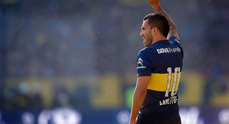 Carlos Tévez busca renovar su contrato con Boca. Foto: Andina