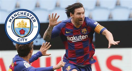 Lionel Messi: ¿qué tan cierto es su posible traspaso al Manchester City?