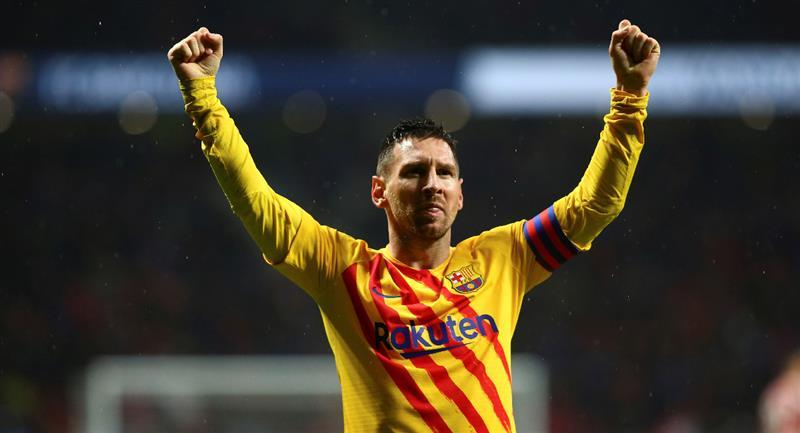 5 equipos que quieren a Messi si se va de Barcelona. Foto: EFE