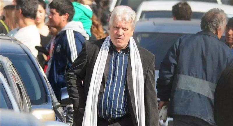 Juan Carlos Crespi pasó por la dirigencia de Boca. Foto: Twitter Difusión