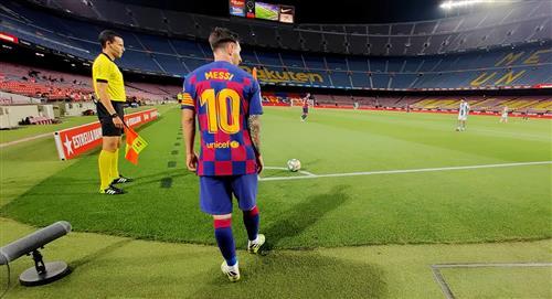 Lionel Messi y el increíble récord que ha logrado con FC Barcelona
