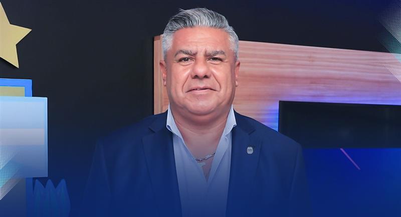Claudio 'Chiqui' Tapia envió protocolo al Ministro de Salud. Foto: Twitter AFA