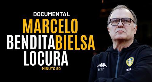 """Marcelo Bielsa: """"Bendita Locura"""", documental del DT argentino y su ascenso con el Leeds"""