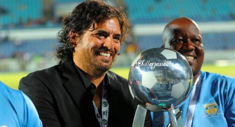 Rodolfo Zapata ha dirigido en seis ligas en su carrera. Foto: Cortesía