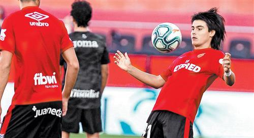 """""""Me molesta que me digan el nuevo Messi"""""""
