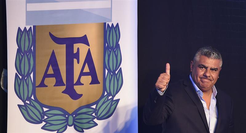 Claudio 'Chiqui' Tapia espera buenas noticias de cara a la vuelta al fútbol. Foto: Andina