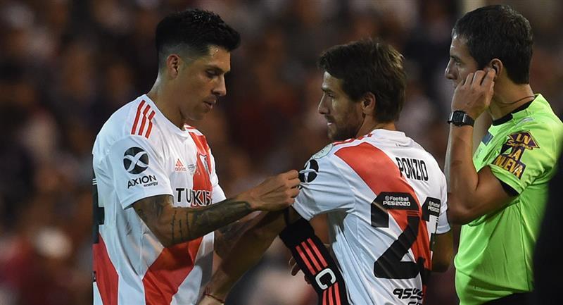 El fútbol argentino regresa desde su primera etapa. Foto: Twitter @RiverPlate