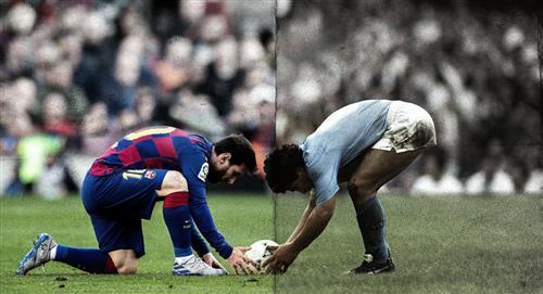 ¿Diego Maradona o Lionel Messi?: hijo del 'Pelusa' acabo con la incertidumbre