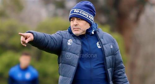 Diego Maradona: Doctor de Gimnasia aclaró que el DT está