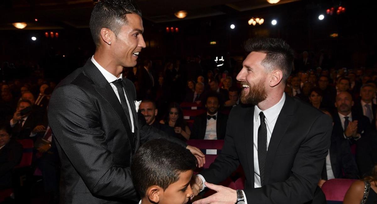 Cristiano Ronaldo fue ofrecido al Barcelona, según reconocido periodista. Foto: Andina