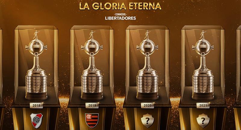 Argentina presiona postergar la Copa Libertadores. Foto: Twitter Conmebol Libertadores