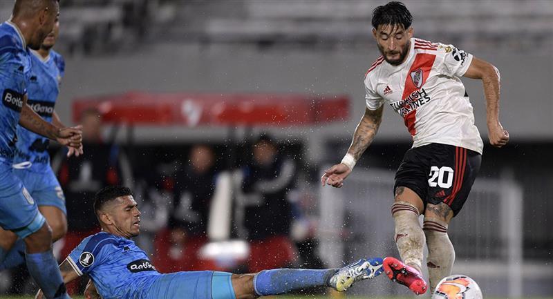 River Plate es uno de los clubes participantes de la Copa Libertadores. Foto: Andina