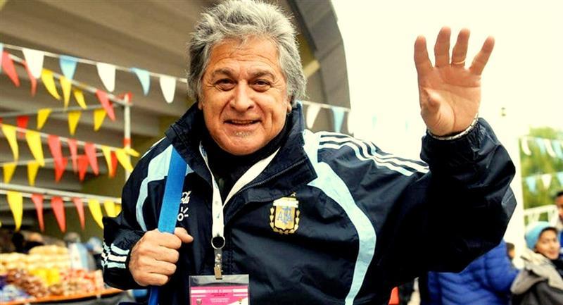 Ubaldo Fillol comunicó haber recibido una llamada sospechosa. Foto: Twitter Difusión