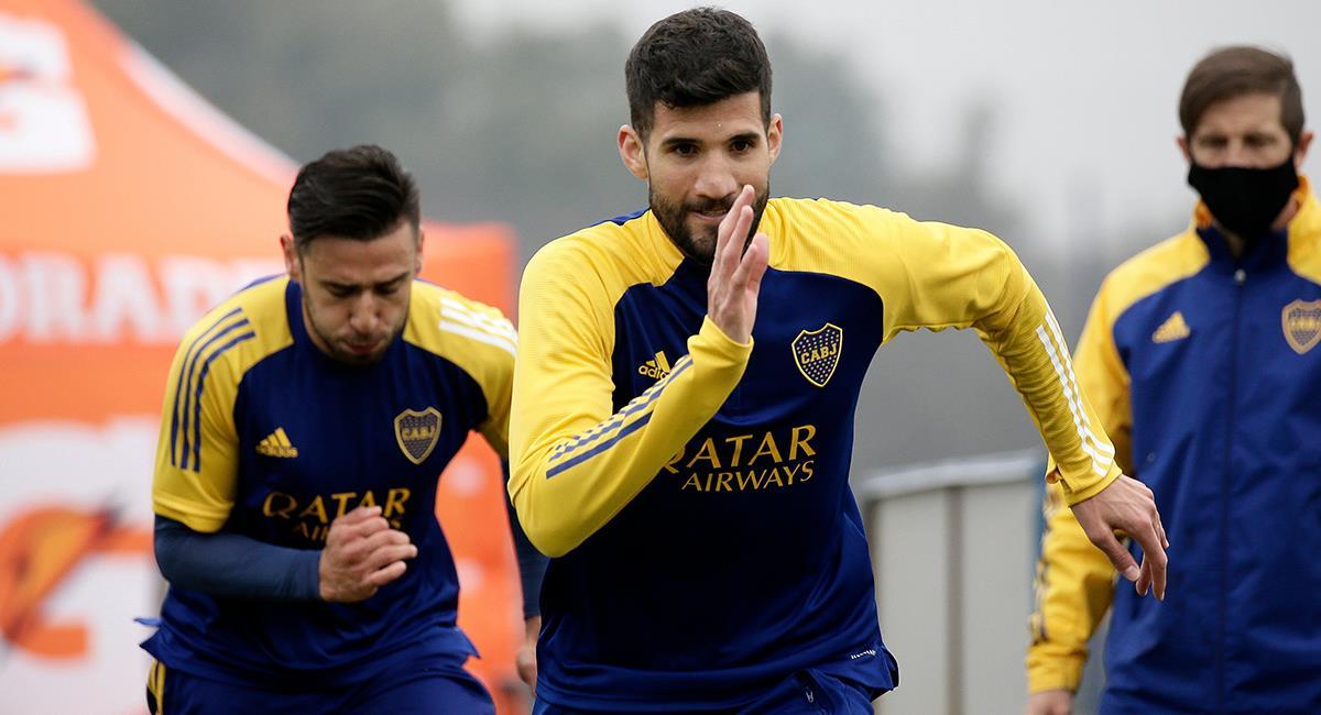 Boca Juniors informó varios positivos por COVID-19. Foto: Twitter @BocaJrsOficial