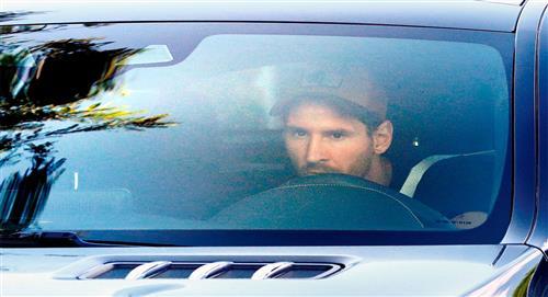 Como están las apuestas sobre el destino de Messi
