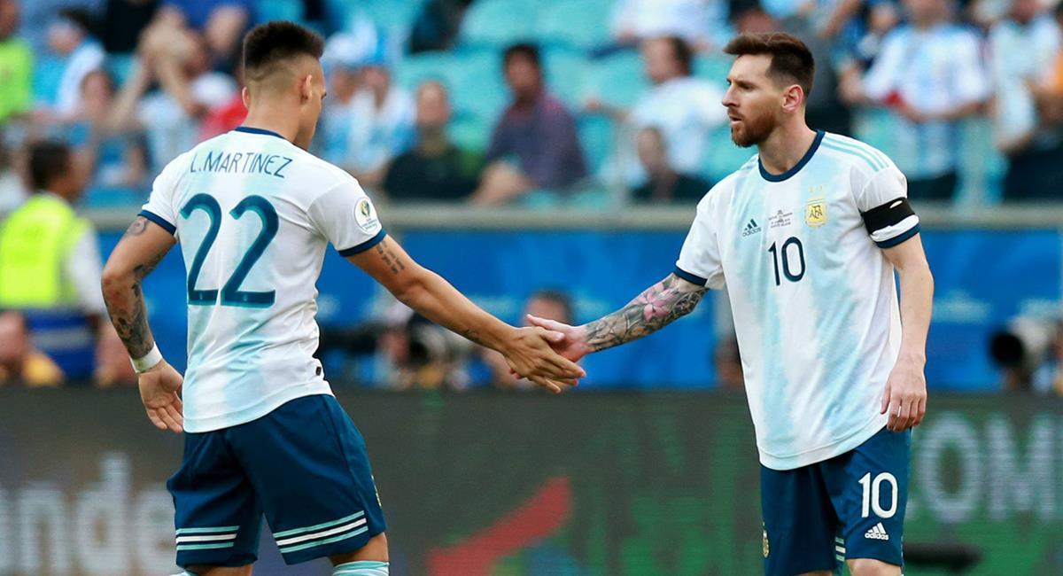 Argentina ya conoce los horarios para Eliminatorias. Foto: EFE