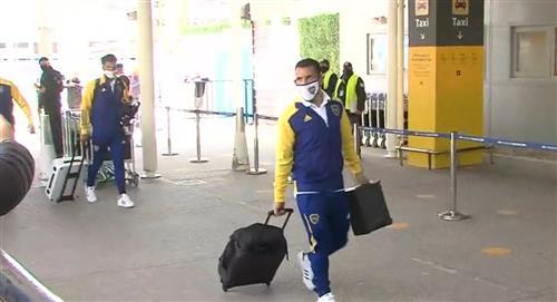 Boca Juniors viajó a Colombia para duelo con DIM por Copa Libertadores