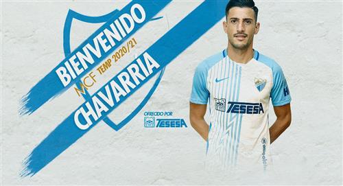 Pablo Chavarría: argentino se mantiene en LaLiga SmartBank de España con su nuevo club Málaga