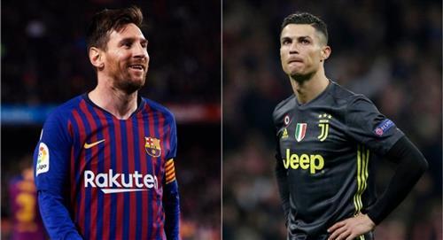 Lionel Messi y Cristiano Ronaldo se enfrentarán por la Champions League