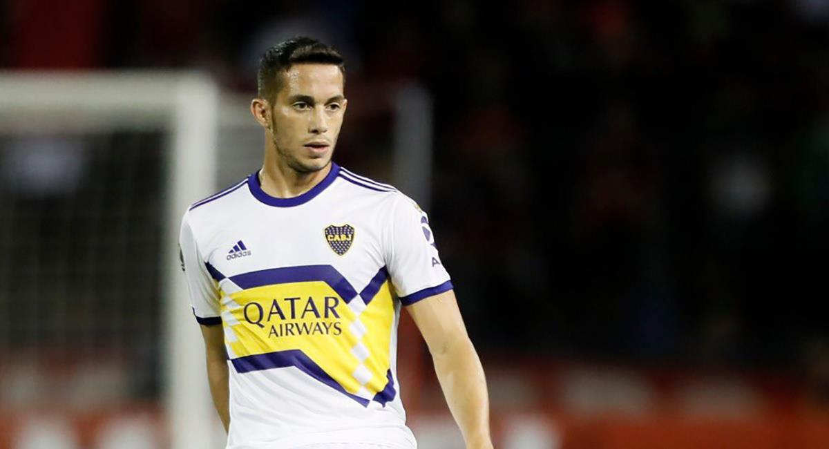 Iván Marcone jugará en España. Foto: Twitter Boca Juniors
