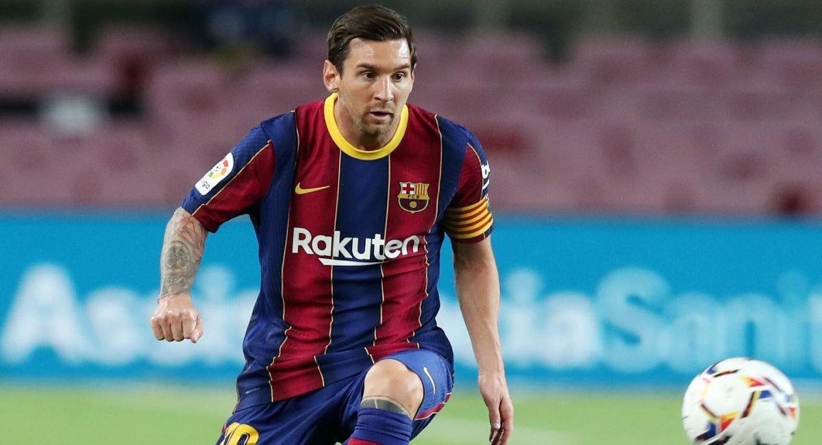 Lionel Messi se ha convertido en el jugador más influyente de LaLiga. Foto: Facebook Lionel Messi