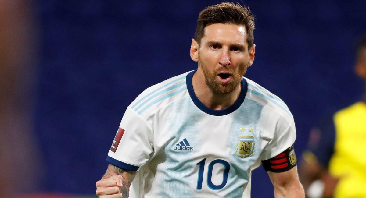 Argentina va por un nuevo triunfo en las Eliminatorias. Foto: EFE