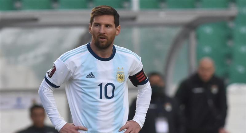 Lionel Messi se tomó un tiempo para hablar de aspectos no futbolísticos. Foto: EFE