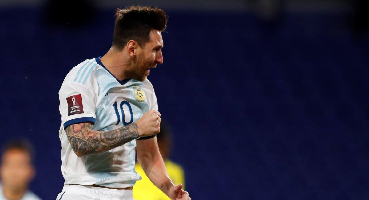 Lionel Messi no se cansa de recibir distinciones. Foto: EFE