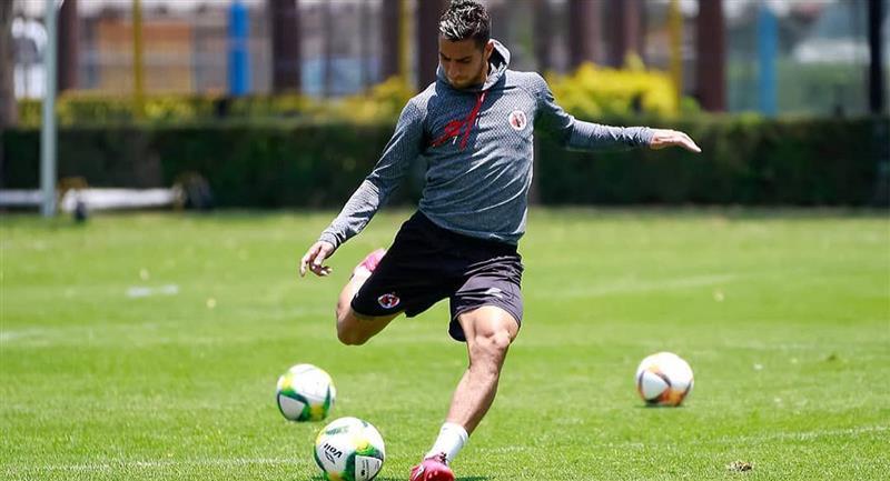 Diego González firmará en Boca por dos años. Foto: Instagram @diegoh.gonzalez