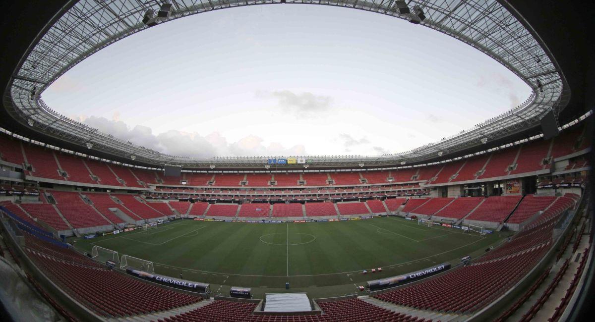 El Arena de Pernambuco recibirá a las selecciones de Brasil y Argentina. Foto: web de la CBF