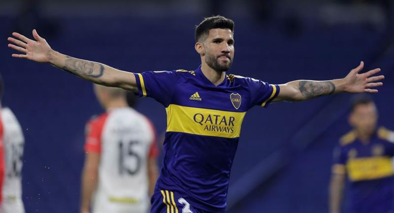 Boca Juniors sigue imparable en la Copa Libertadores. Foto: EFE