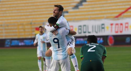 Eliminatorias Sudamericanas: Se confirman las fechas de los encuentros de Argentina