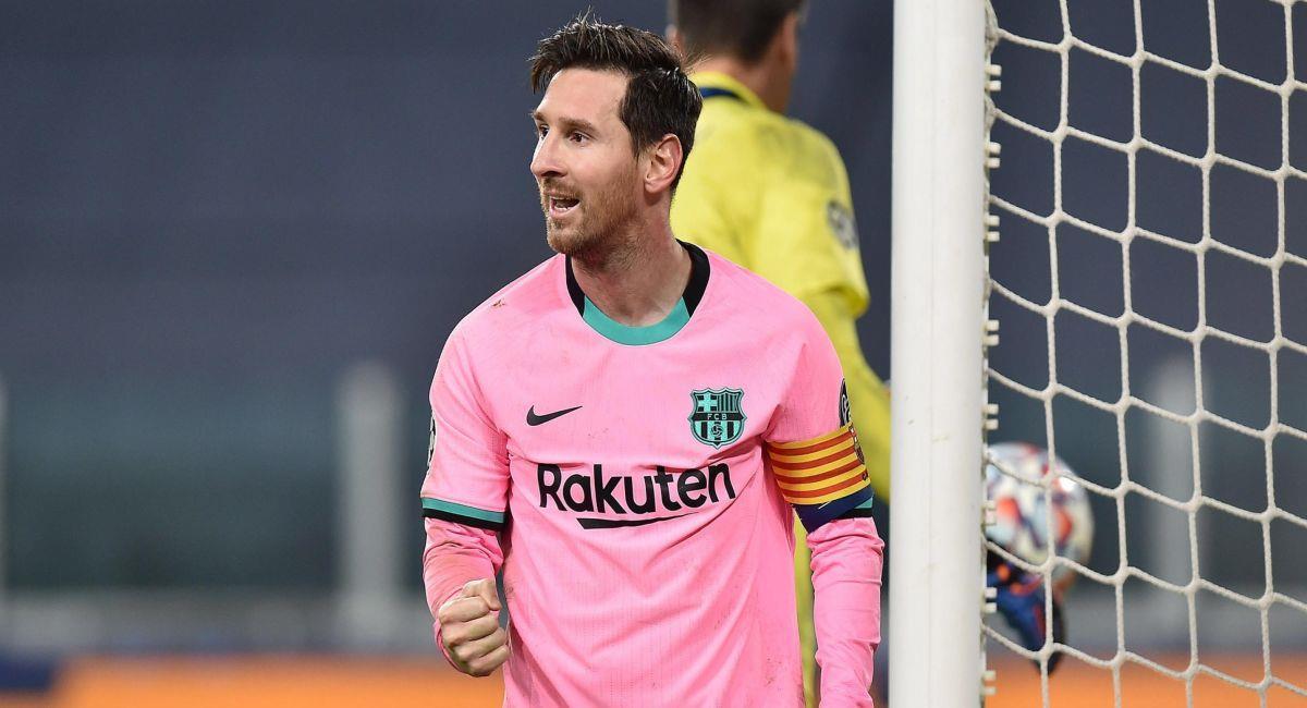 Barcelona celebró en la Champions ante la Juventus. Foto: EFE