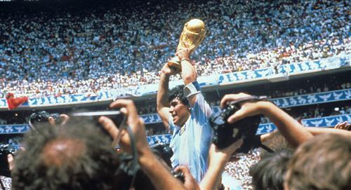 Maradona 60 aniversario: 6 hechos históricos en 6 décadas de vida del 'Pelusa'