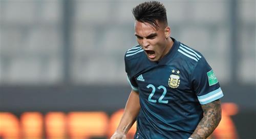 Argentina no se despeinó en Lima
